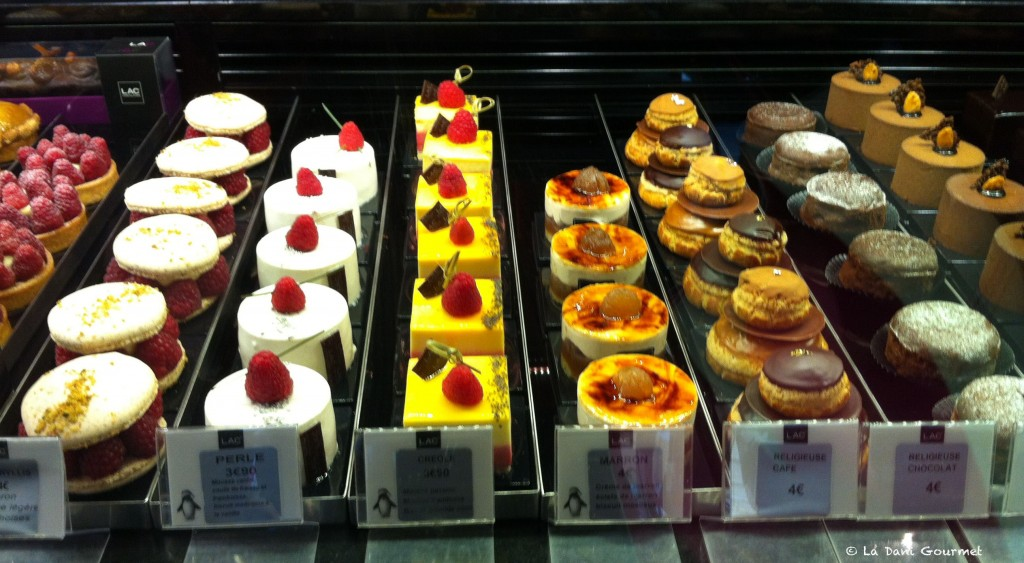 Patisserie Lac, Nizza