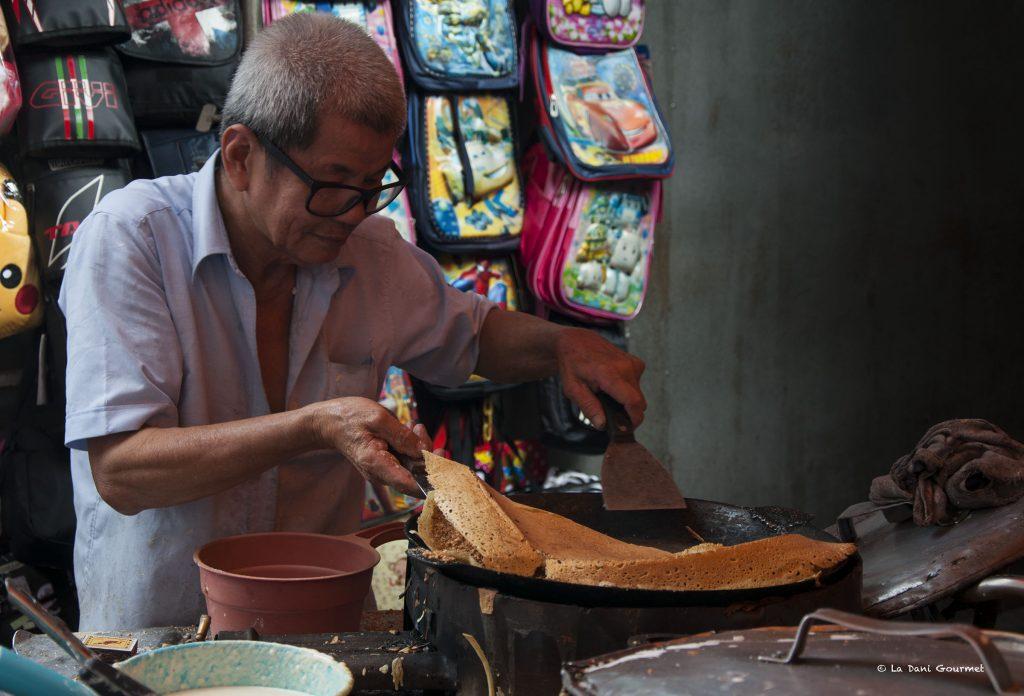 Street Food in Petaling Street