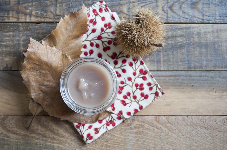 Far Bollire Vasetti Marmellata confettura di marroni