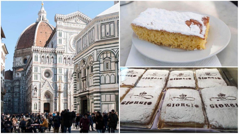 A Firenze per la schiacciata fiorentina